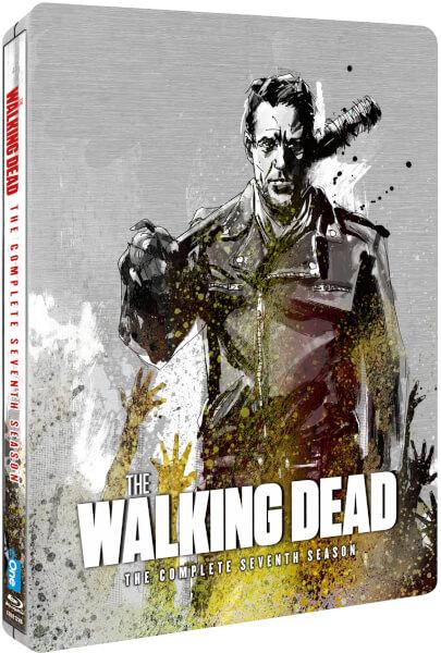 The Walking Dead - Season 7 (Zavvi Exclusive Limited Edition Steelbook)
