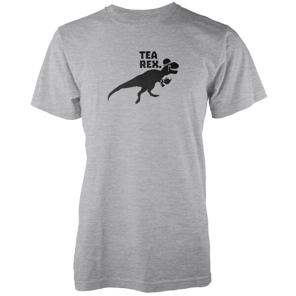 Tea Rex Grey T-Shirt