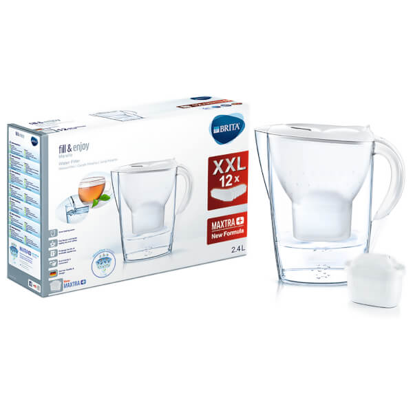 brita maxtra marella cool water filter jug annual pack. Black Bedroom Furniture Sets. Home Design Ideas