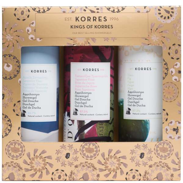 KORRES Kings of KORRES Gift Set