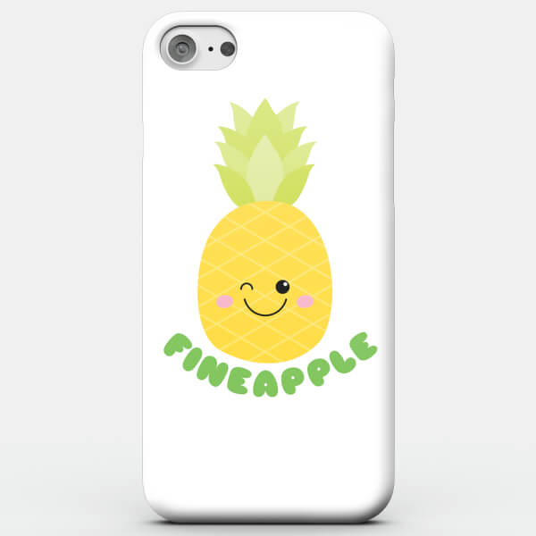 Kawaii Fineapple Phone Case For iphone