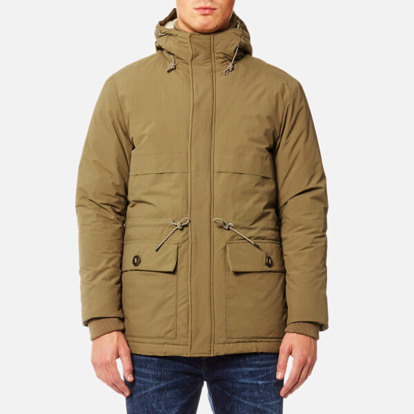 Edwin Men's Expedition Parka - Khaki