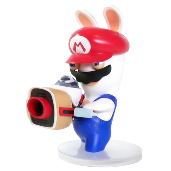 Rabbid Mario Figurine (3 inch)
