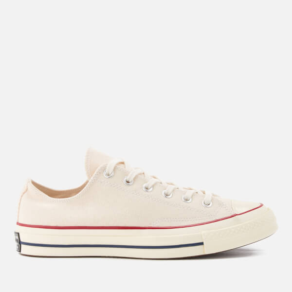 43828f52169a Converse Chuck Taylor All Star  70 Ox Trainers - Parchment  Image 1