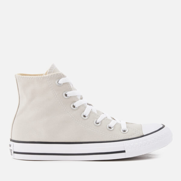 cd199b135096 Converse Women s Chuck Taylor All Star Hi-Top Trainers - Pale Putty  Image 1