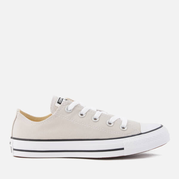 9cdaa233341a Converse Women s Chuck Taylor All Star Ox Trainers - Pale Putty ...