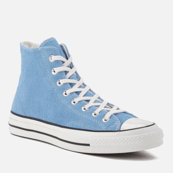 cf1a6649849 ... ireland converse mens chuck taylor all star 70 hi top trainers pioneer  blue egret dd80e 07651 ...