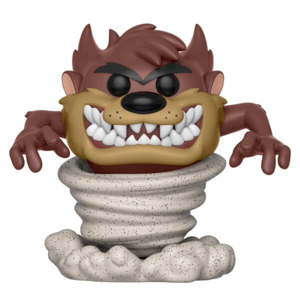 Looney Tunes Tornado Taz Pop Vinyl Figure Pop In A Box Us