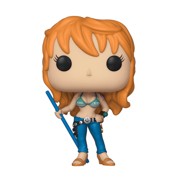 One piece nami pop vinyl figure pop in a box canada one piece nami pop vinyl figure image 1 publicscrutiny Image collections