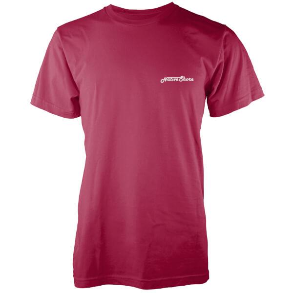 Native Shore Men's Core Logo T-Shirt - Red