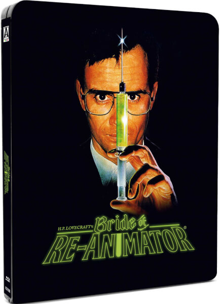 Bride of Re-Animator - Zavvi Exclusive Limited Edition Steelbook