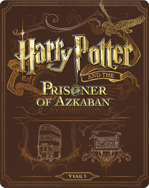 Harry Potter Book Jackets For Sale : Harry potter and the prisoner of azkaban limited edition