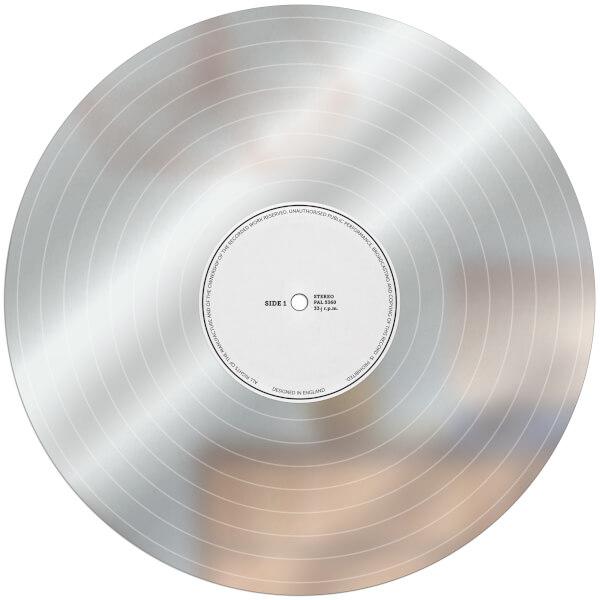 Platinum LP Mirror