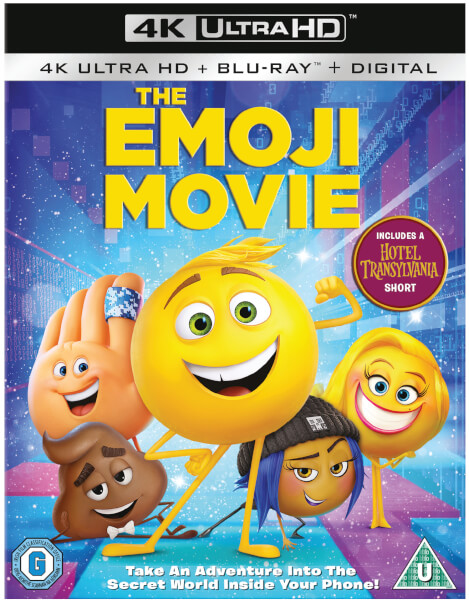 The Emoji Movie - 4K Ultra HD
