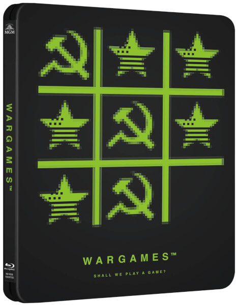 War Games - Zavvi Exclusive Limited Edition Steelbook
