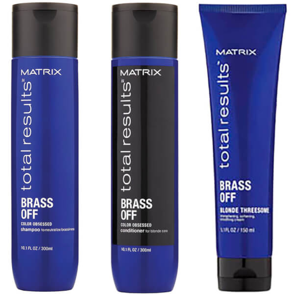 Matrix Total Results Brass Off Bundle