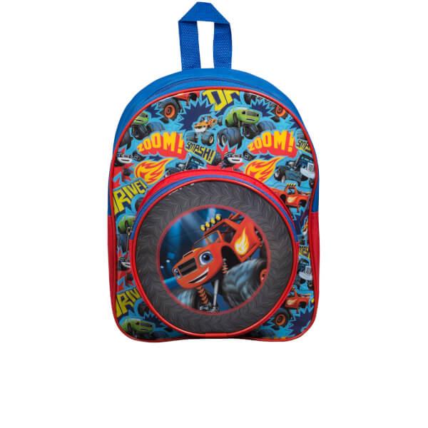 Nickelodeon Blaze Backpack - Blue