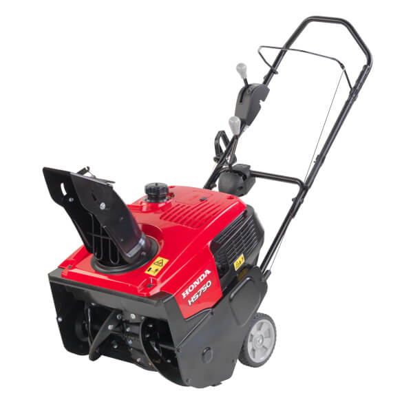 HS750 EA 50cm Clearing Width Electric Chute Snowthrower