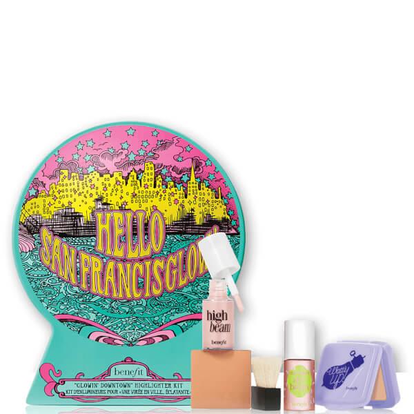 benefit Hello San FrancisGLOW Highlighter Kit (Worth £29.40)
