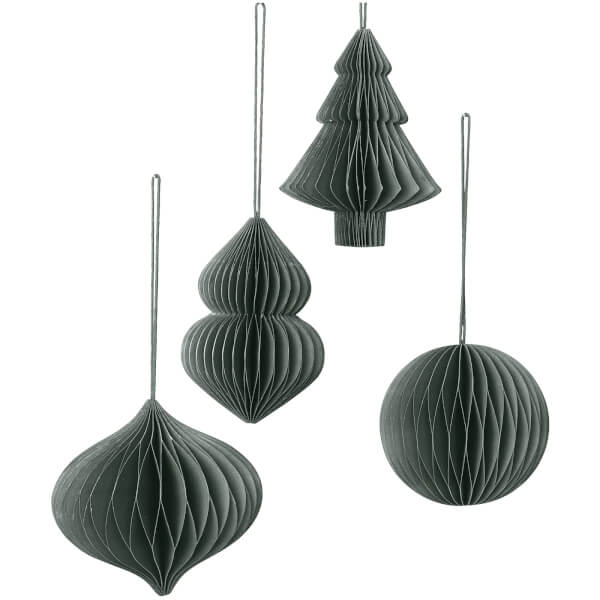 Broste Copenhagen Deko Christmas Decorations Thyme Free Uk