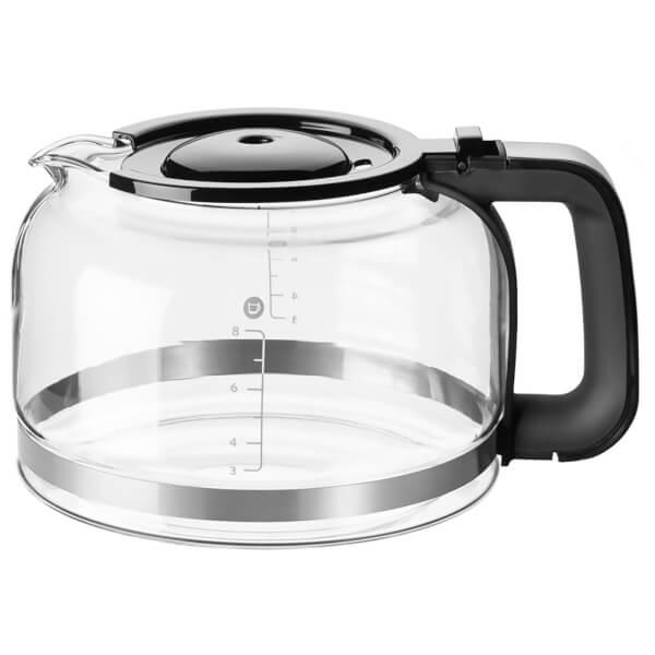Kitchenaid Pour Over Coffee Maker : KitchenAid 5KCM0802BCU Pour Over Coffee Maker - Contour Silver IWOOT