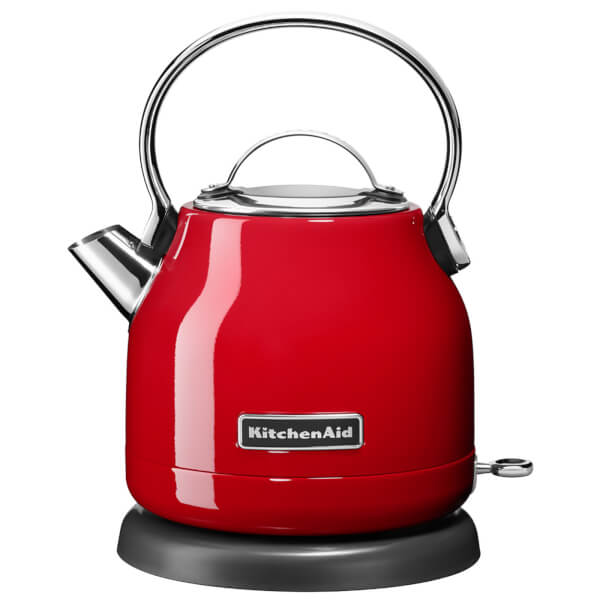 KitchenAid 5KEK1222BER 1.25L Traditional Dome Kettle - Empire Red