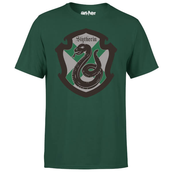 Harry Potter Slytherin House Green T-Shirt