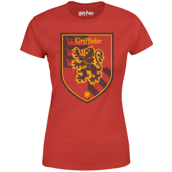 Harry Potter Gryffindor Red Women's T-Shirt