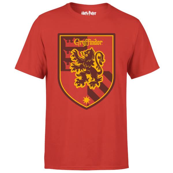 Harry Potter Gryffindor Red T-Shirt