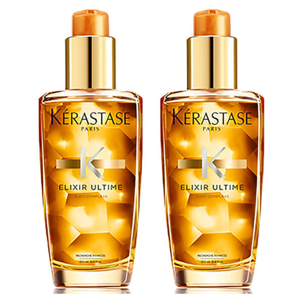 k rastase elixir ultime hair oil 100ml duo livraison internationale gratuite. Black Bedroom Furniture Sets. Home Design Ideas
