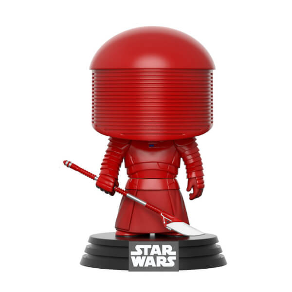 Star Wars: Die letzten Jedi (The Last Jedi) Praetorian Guard Pop! Vinyl Figur