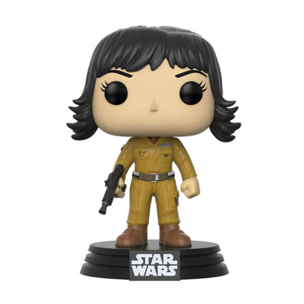 Star Wars The Last Jedi Rose Pop! Vinyl Figure