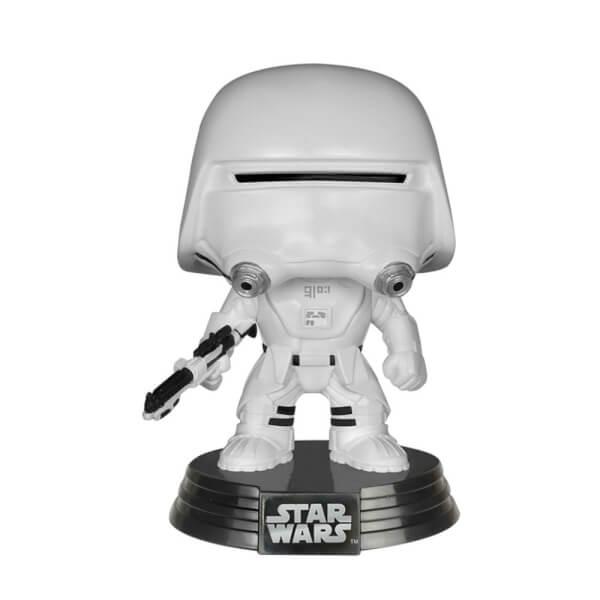 Star Wars The Last Jedi First Order Snowtrooper Pop! Vinyl Figure
