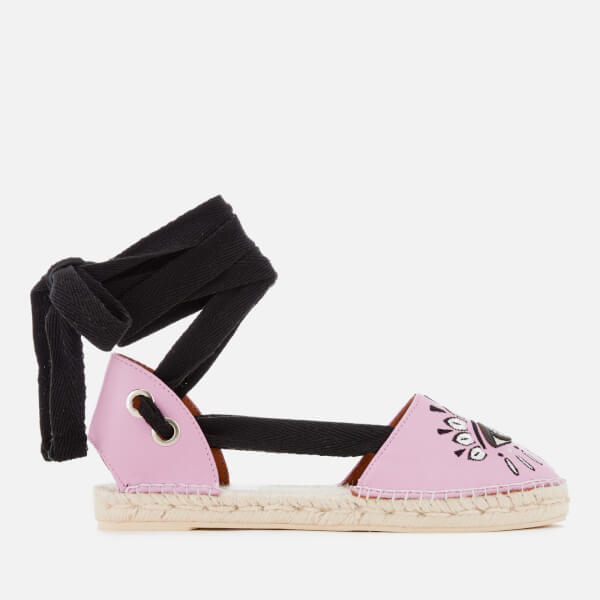 Kenzo Women's City Espadrilles - Flamingo - UK 6/EU 39 KCWiXb