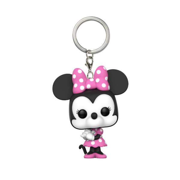 Disney Minnie Mouse Pop! Keychain