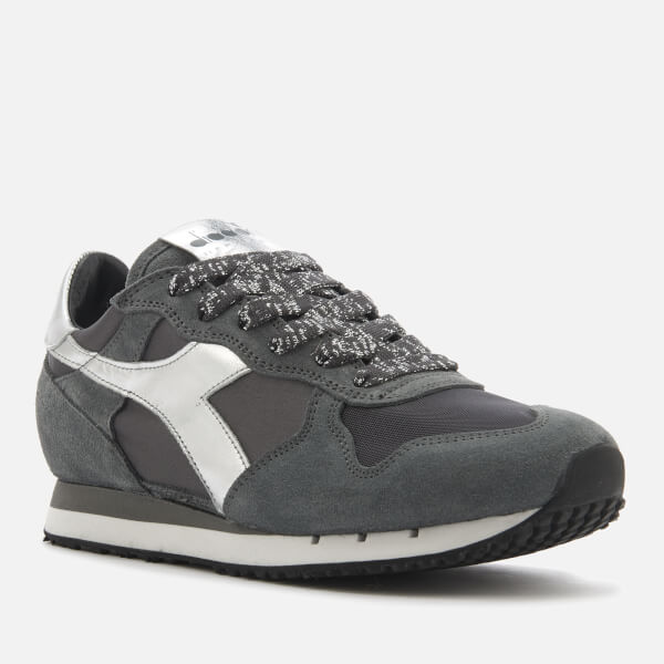 Wholesale Quality Diadora Heritage Women's Trident W Low Satin Suede Runner Trainers Shop Marketable DYt0nyMFpv