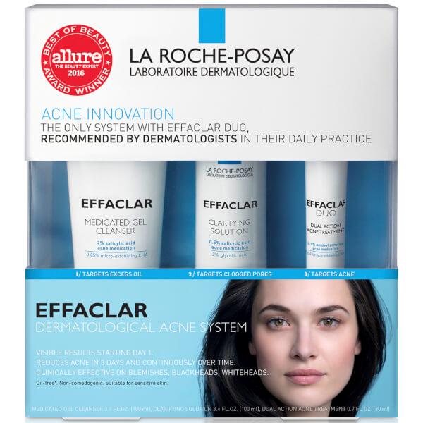 La Roche-Posay Effaclar 3-Step System