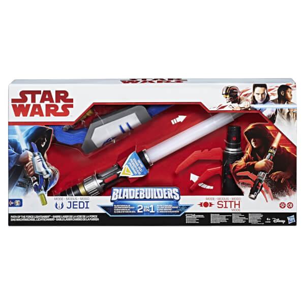 Hasbro Star Wars Episode 8: BladeBuilders 2 in 1 Lightsaber