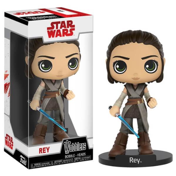Funko Star Wars The Last Jedi: Rey Wobbler