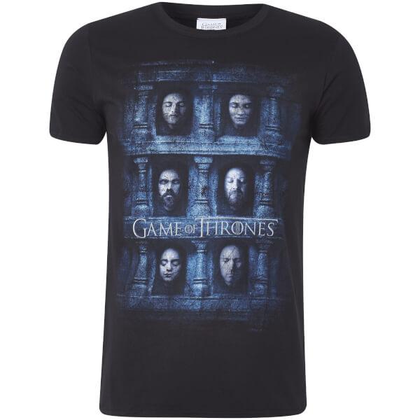 Game of Thrones Men's Death Mask T-Shirt - Black