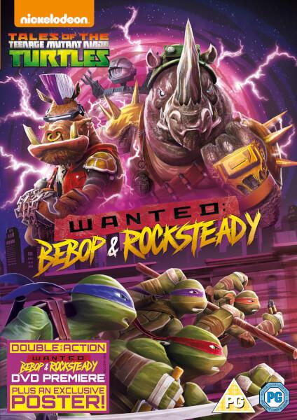 Teenage Mutant Ninja Turtles Wanted: Bebop And Rocksteady