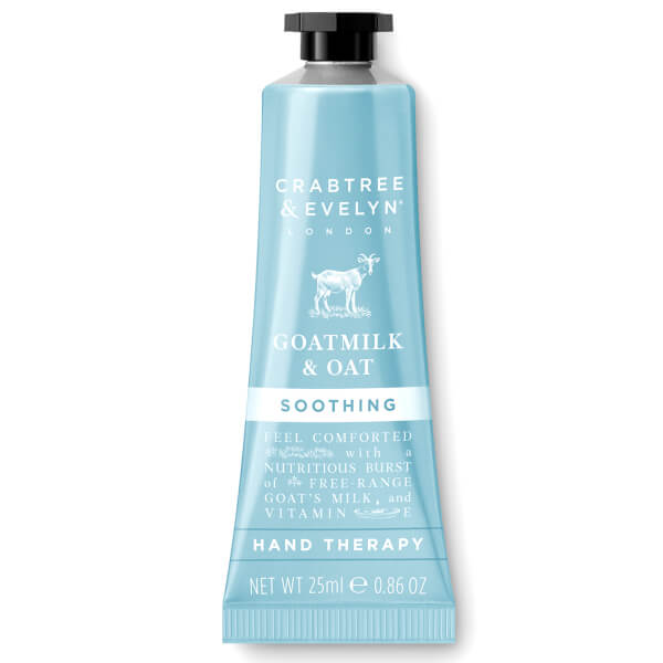 Crabtree & Evelyn Goatmilk and La Source Tin 2x25g Hand Therapy