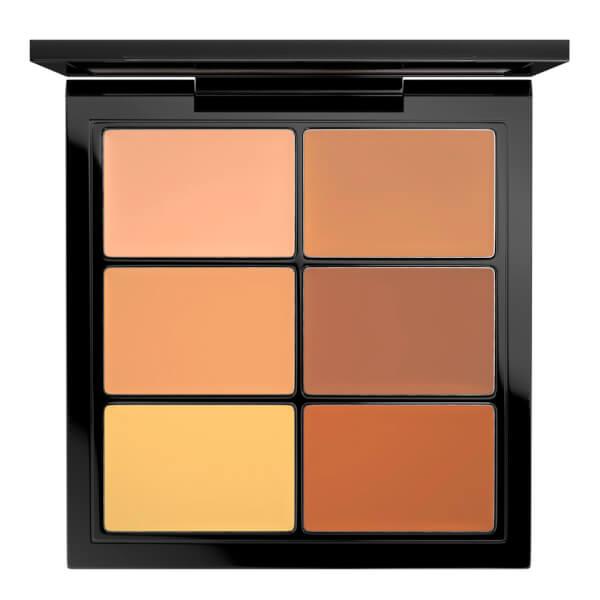 MAC Studio Conceal and Correct Palette - Medium Deep