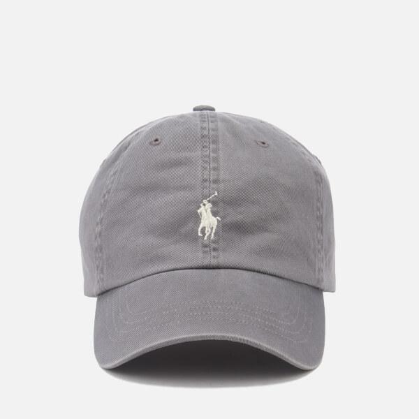 Polo Ralph Lauren Men s Sport Cap - Perfect Grey  Image 1 e277aa3f6c3