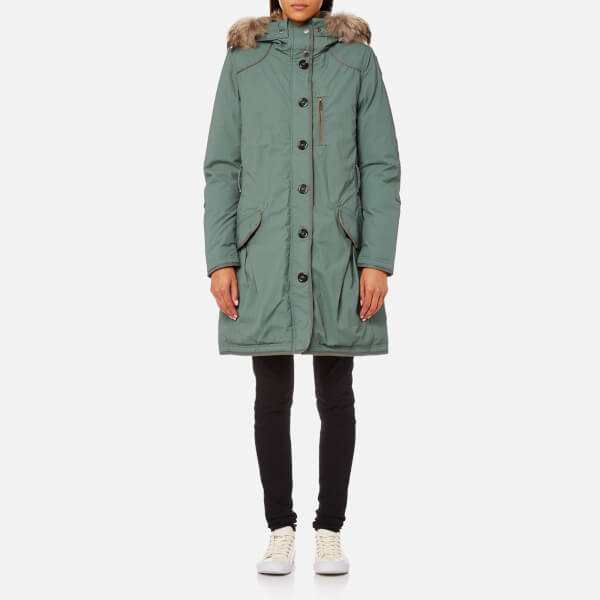 parajumpers JACKETS GREEN