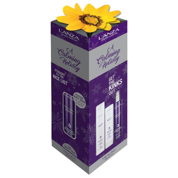 L'Anza Healing Smooth Trio Box