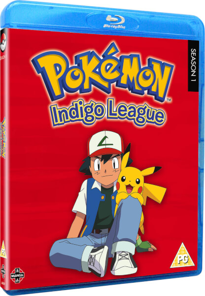 Pokémon: Indigo League | Netflix
