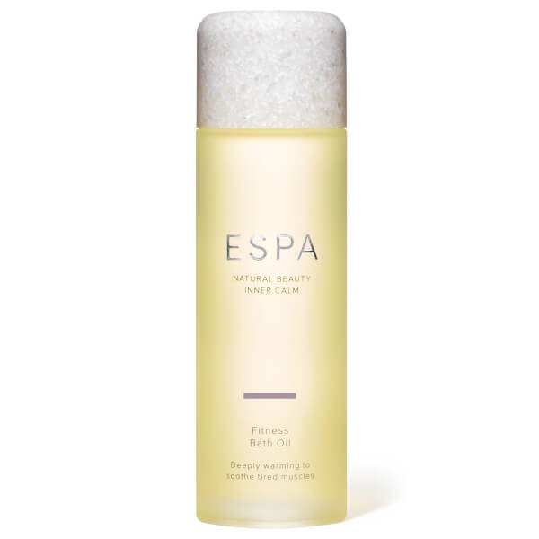 ESPA Fitness Bath Oil 100ml