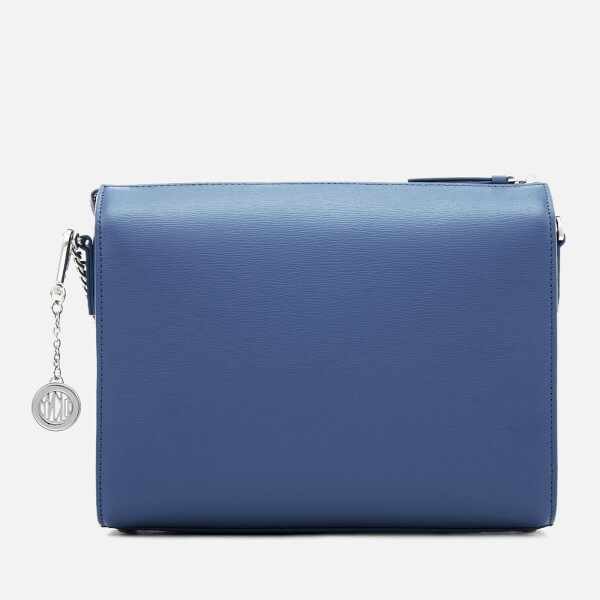 431a1ec9d0c2 DKNY Women s Bryant Medium Box Cross Body Bag - Blue Jay  Image 2
