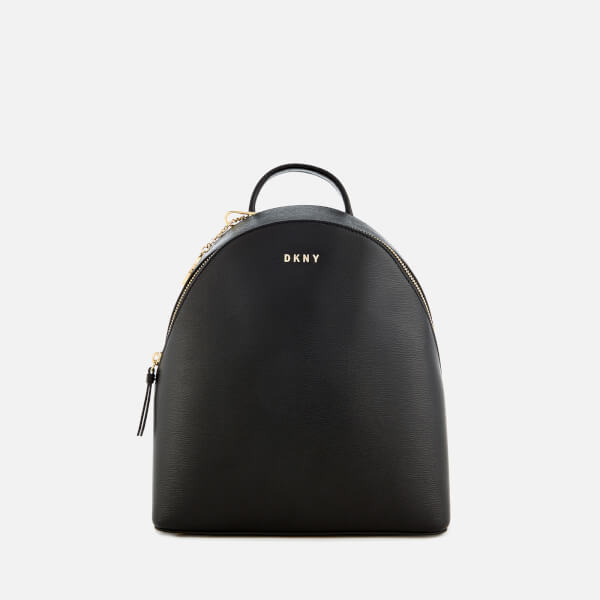 DKNY Women's Bryant Medium Backpack - Black